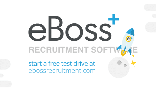 getting started with eBoss recruitment software