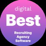 digital best recruiting softwaare award 2021