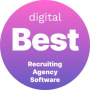 digital best recruiting softwaare award 2021