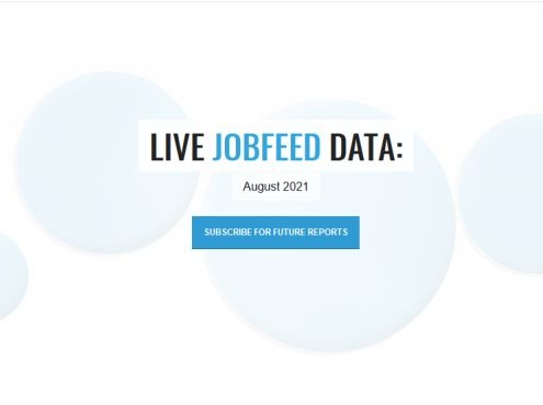job listings for drivers in august 2021